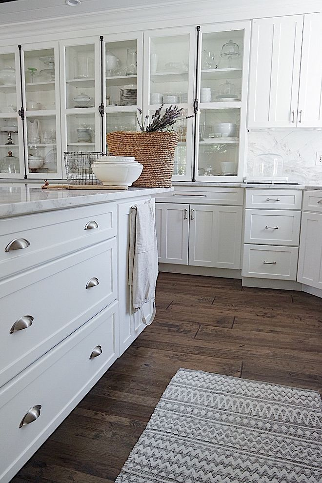 Benjamin Moore Advance Paint on kitchen cabinets Benjamin ...