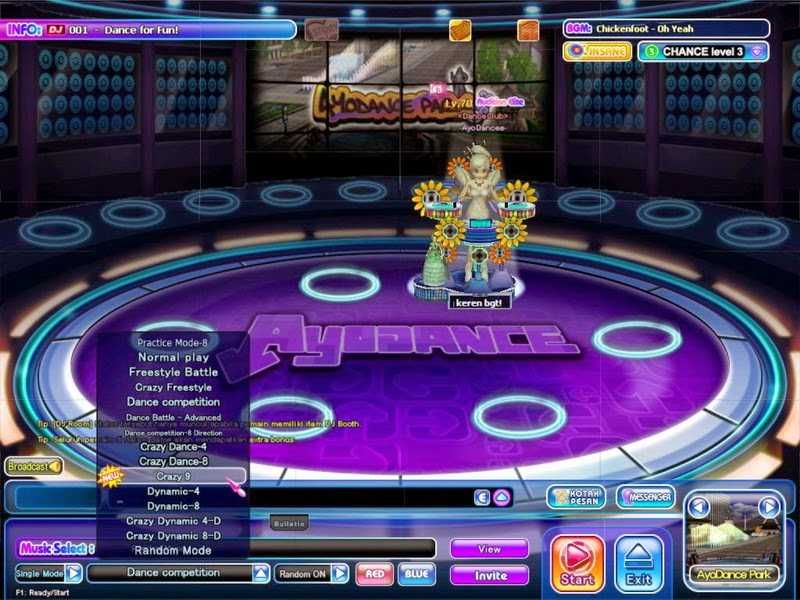 Free Download Pc Games Audition Ayo Dance Offline Version