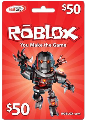 Claim a $50 Free Roblox Gift Card and they use it to get