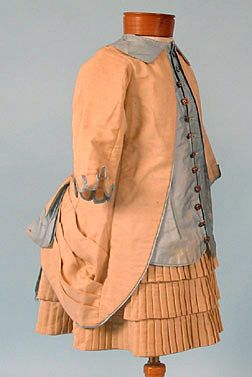 Girl's Clothes c. 1880