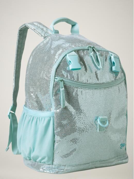 Gap Sparkle Backpack | School/college. | Pinterest | Brillo, Hueco ...