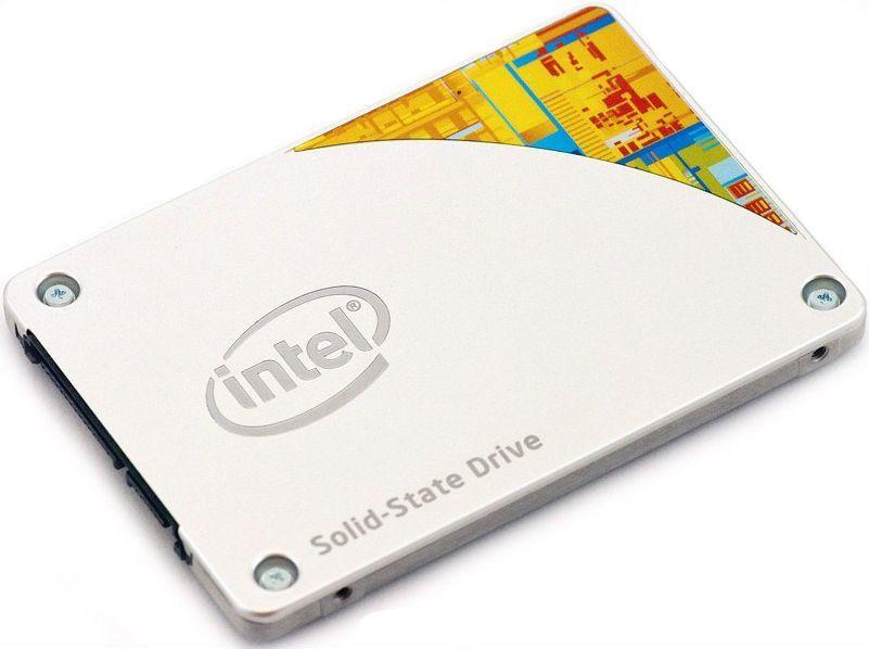 535 Series 240GB SSD - Intel Corp. - SSDSC2BW240H601