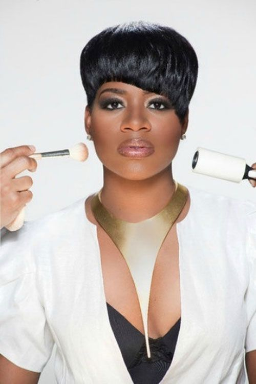 Fantasia cool short hairstyles my likes pinterest short 30 best fantasia short hairstyles will show you how she bring out her creative idea to gorgeous appearance urmus Image collections