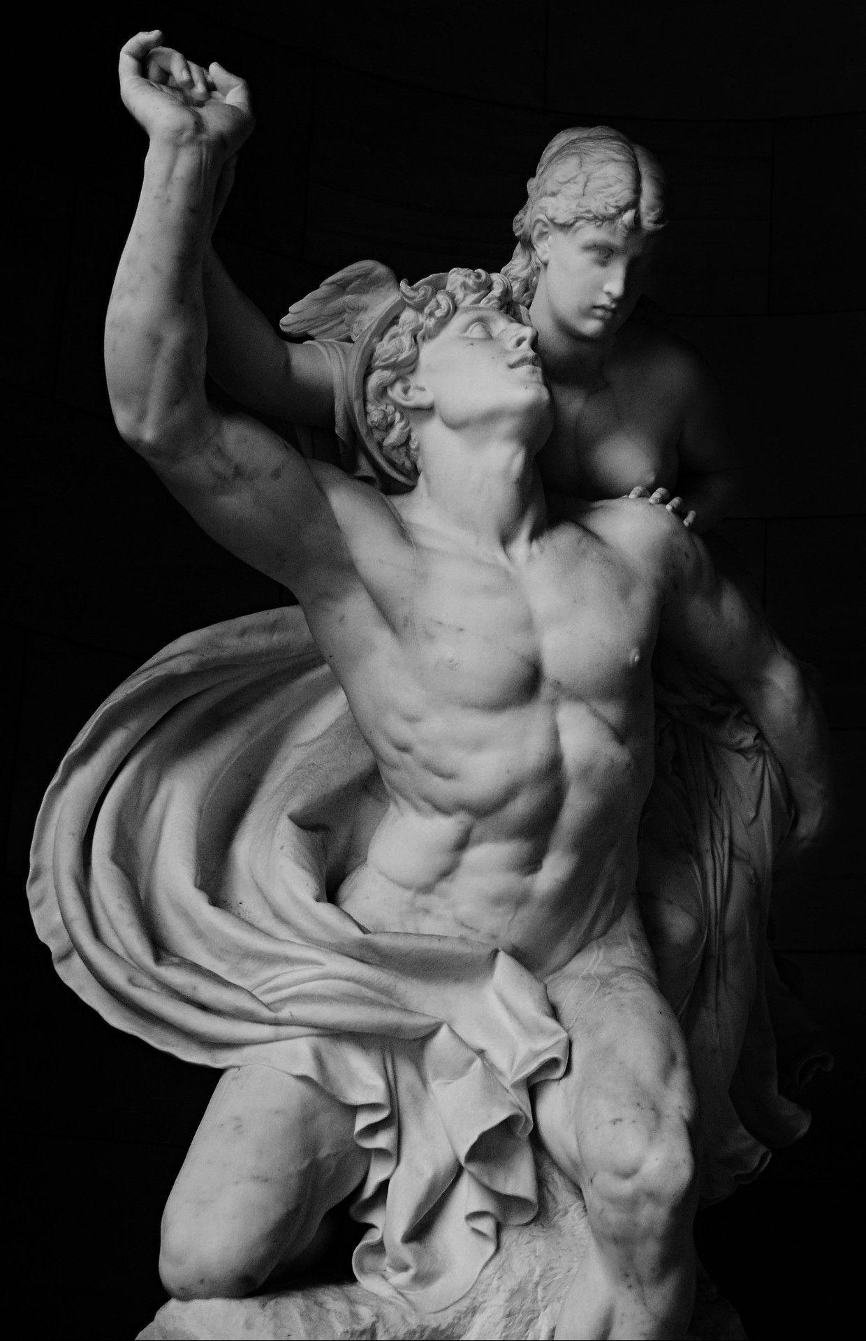 Mercure et Psyché (Mercury and Psyché)