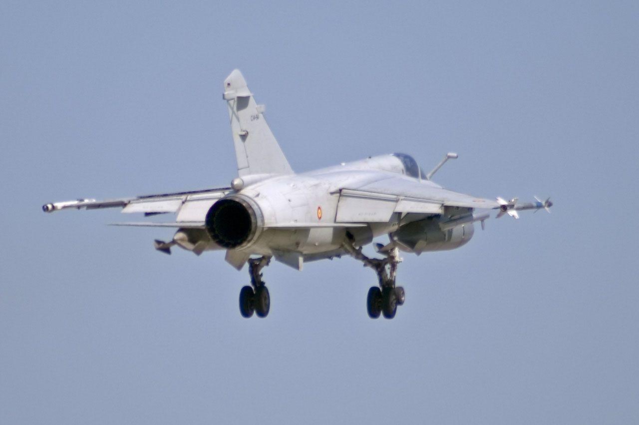 SpAF-MirageF1M