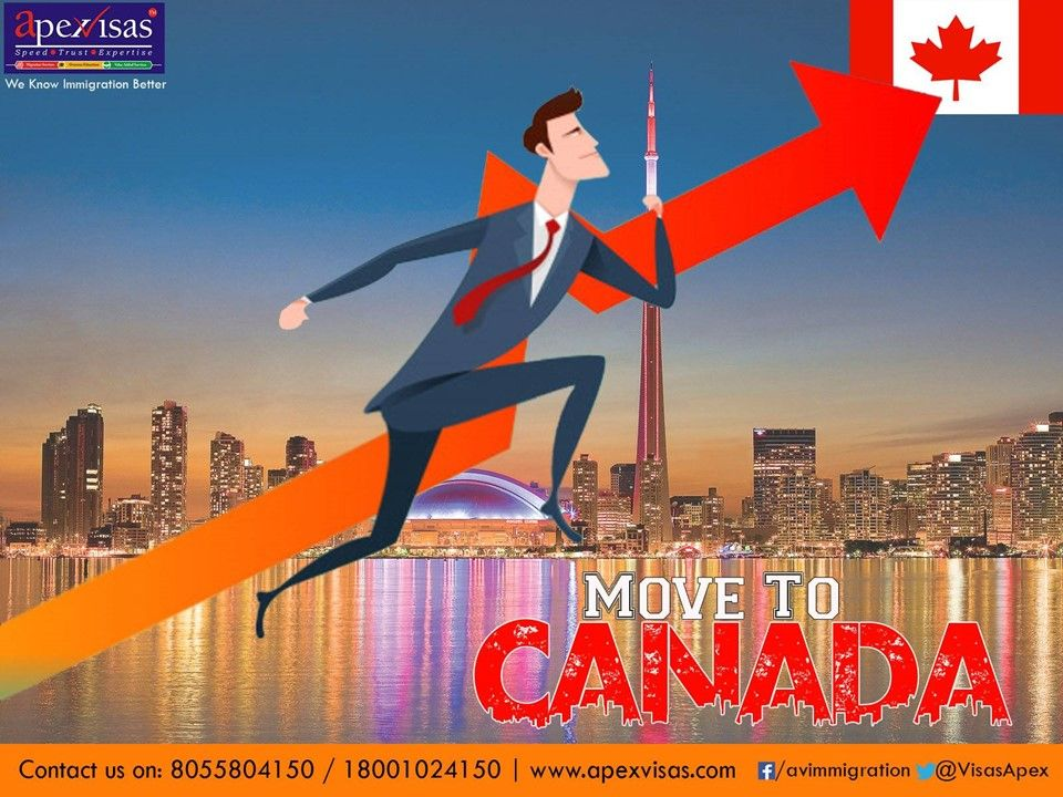 Immigrate to Canada by A V Immigration and Careers