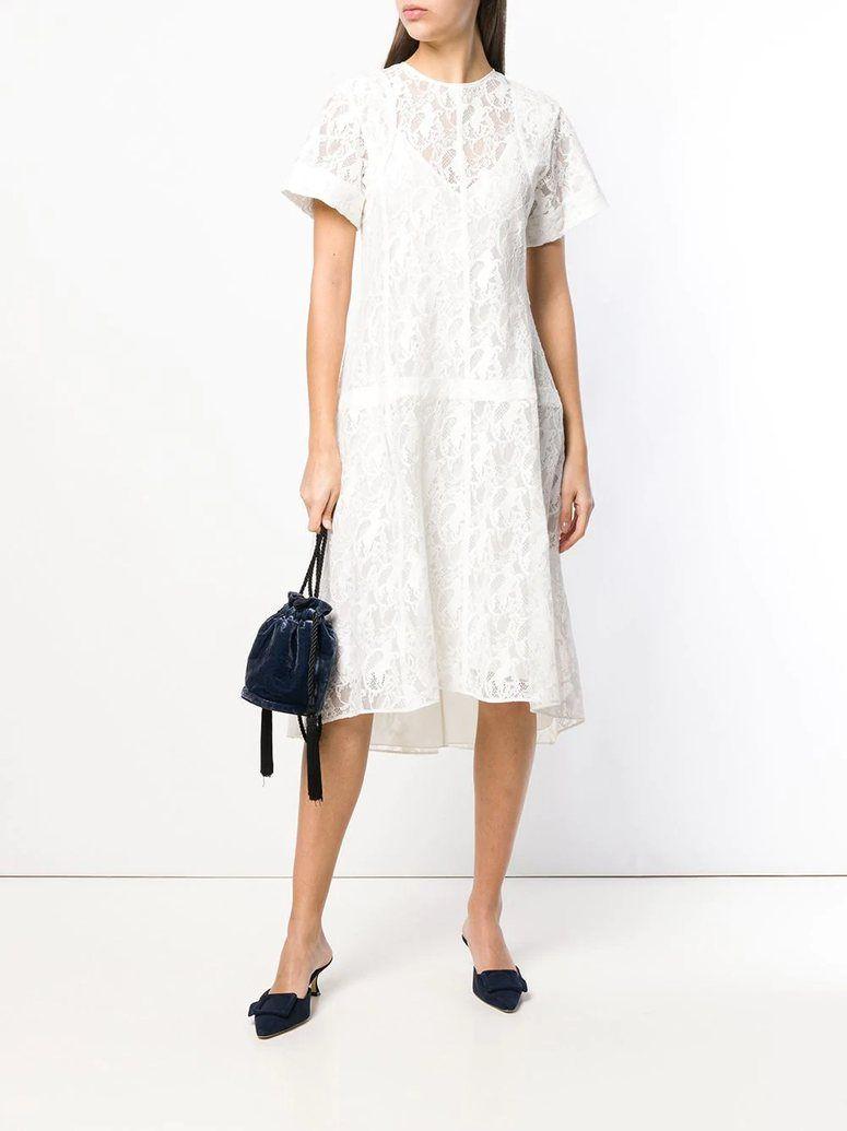 Chloe Short Sleeve Dress White The Urge Us Short Sleeve Dresses Dresses White Dress [ 1035 x 775 Pixel ]