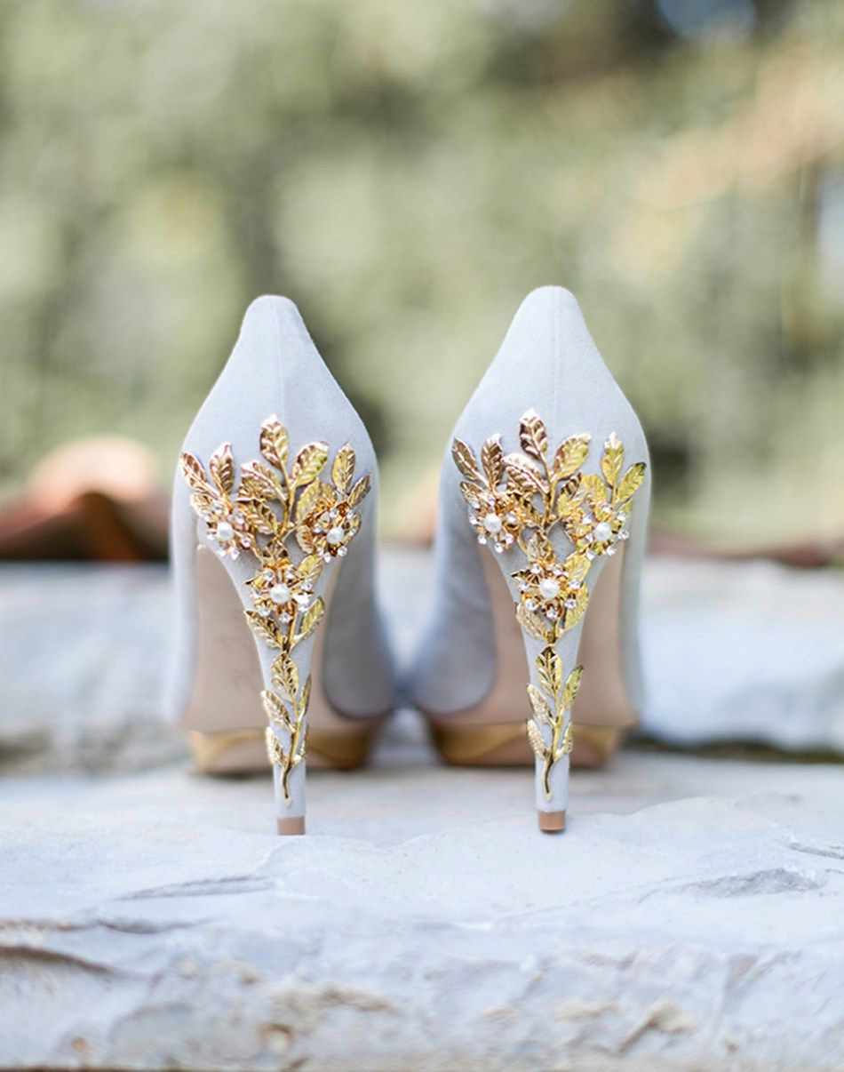 c15f64eab Harriet Wilde – Elegant Wedding Shoes and Exquisite Statement Heels ...