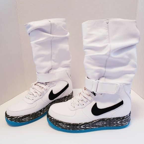 NIKE | 'Air Force 1 Upstep Warrior' sneaker boots | Women