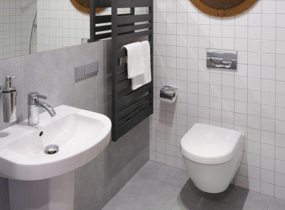 Mała łazienka Projekt Z Prysznicem We Wnęce Pomysły Do Małych