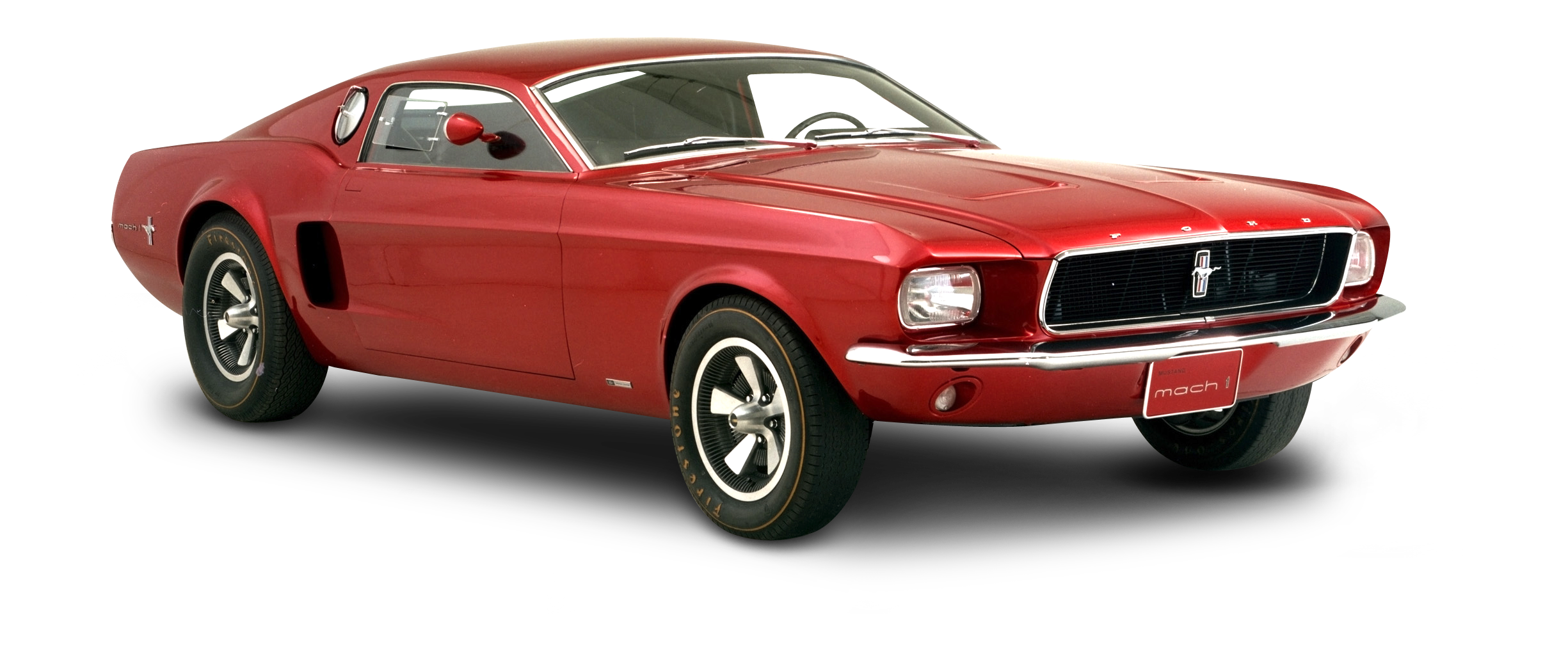 Red Ford Mustang Mach Car Png Image Car Ford Mustang Mustang