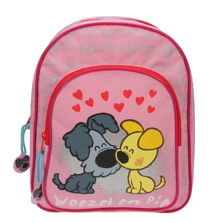 b152654b1fb Backpack Woezel en Pip | My daughter chose this one out of many other  backpacks.