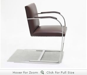 Knoll Flat Bar Brno Chair | Athena Alexander Sandals Offices, Los ... | furniture shops brno