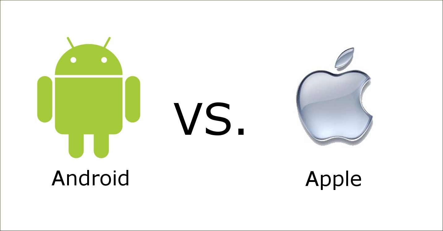 I Was Just Wondering If Android Better Than Ios In Some Ways Do You Prefer Ios Or Android Software Android Vs Iphone Mobile App Development Apple Ios