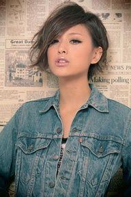 Asian hair honor