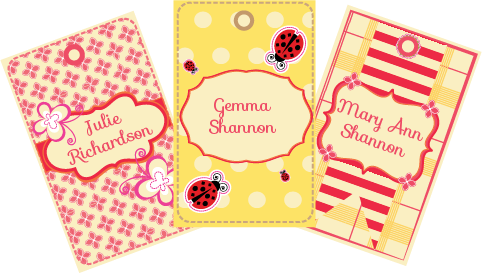 Free Printable Luggage Tags  And They Can Be Customised By You