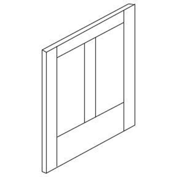 Best Base End Panel 24 X34 5 Es Cabinets To Go White 400 x 300