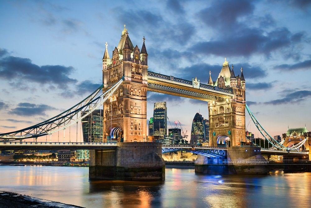 Photograph The Tower Bridge by Michael Abid on 500px