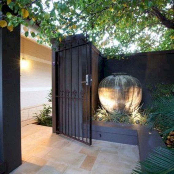 Beautiful Small Courtyard Gardens That You Definitely Want To Have