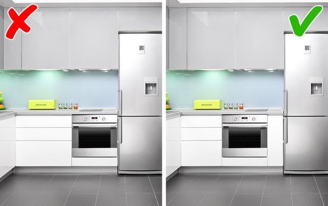 Помилки в плануванні кухні