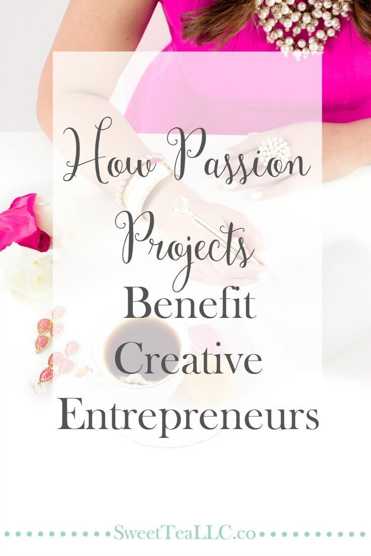 Passion projects challenge us in ways we don't expect, force us to step outside of our comfort zones, and help us realize what we're capable of. Seven creatives share their passion project stories to show just how beneficial passion projects are to the cr