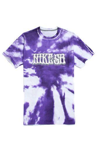 Nike SB Tie Dye QS T-Shirt #pacsun | | #pacsunmens | | Pinterest | Pacsun