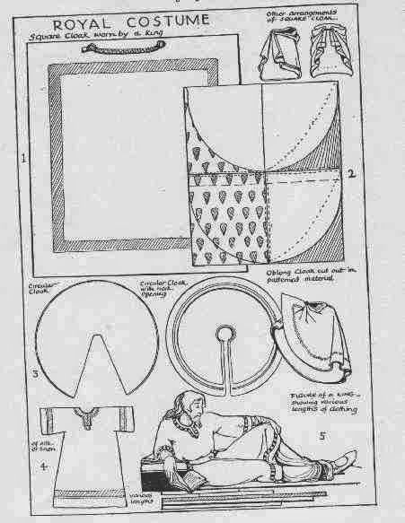 i love historical clothing: Medieval sewing patterns | Historical ...