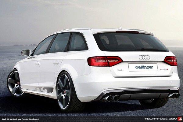 Oettinger Announces Package for B8 5 Audi A4 Sedan and Avant