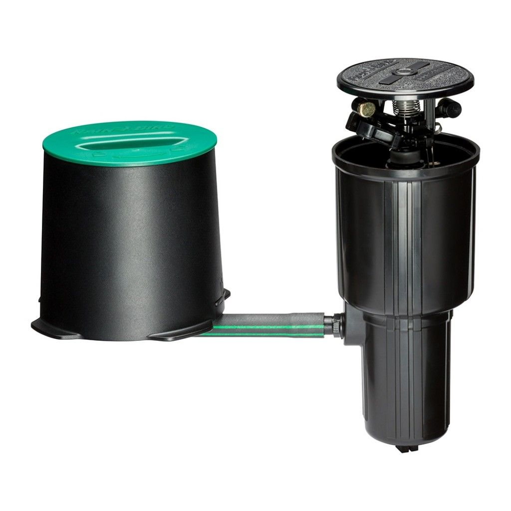 LG3HE Inground sprinkler with ClicknGo Hose Connect