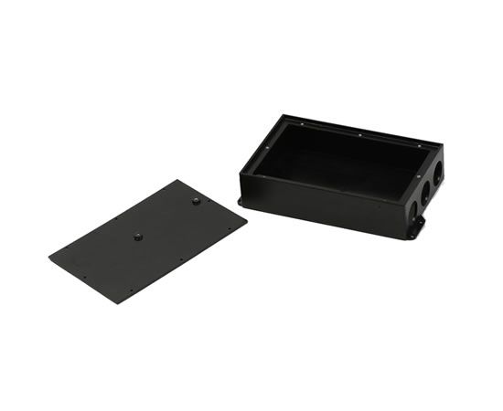 Removable Lid Wall Mount Plastic Enclosure Plastic Design Wall Mount Enclosures