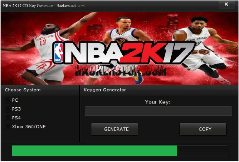 nba 2k17 pc activation key free