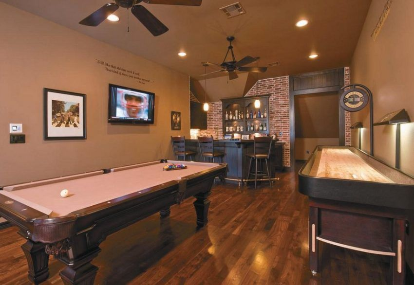 25 interesting game room ideas for kids and family inspiration rh pinterest com