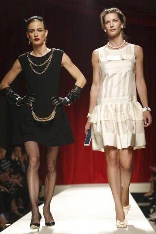 Moschino @ Milan Womenswear S/S 2014 - SHOWstudio - The Home of Fashion Film S/s2014 #moschino #mfw