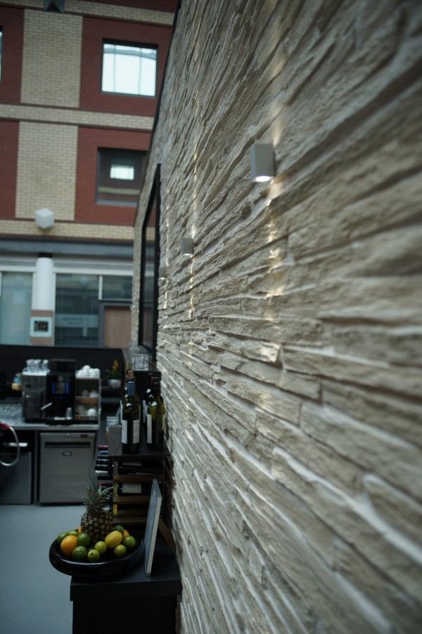 Restaurant Kitchen Wall Panels vtec group's versatile brick, concrete, stone, and wood wall