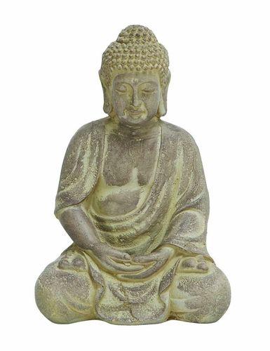 Fiber Clay Buddha Earth