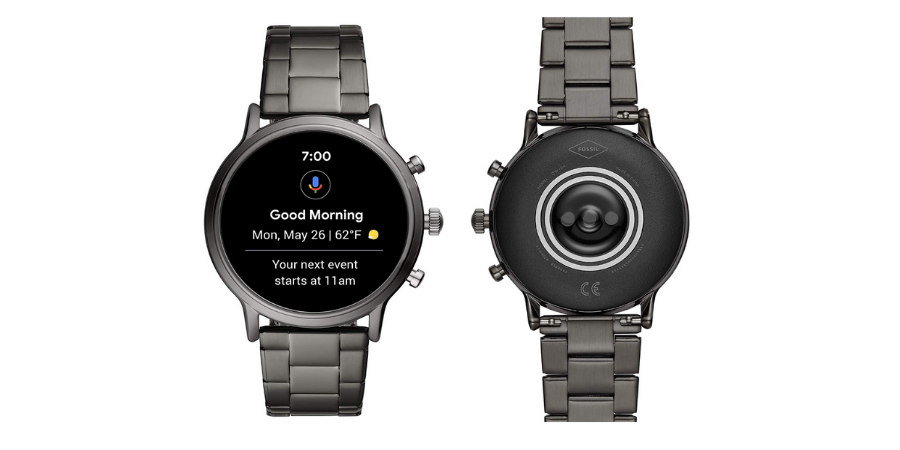 Fossil Gen 5 smartwatch launched at Rs. 22995 (With images