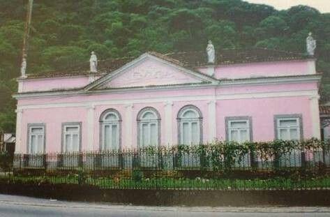 Palacete Conde Itamaraty Com Imagens Boa Vista Rio De Janeiro