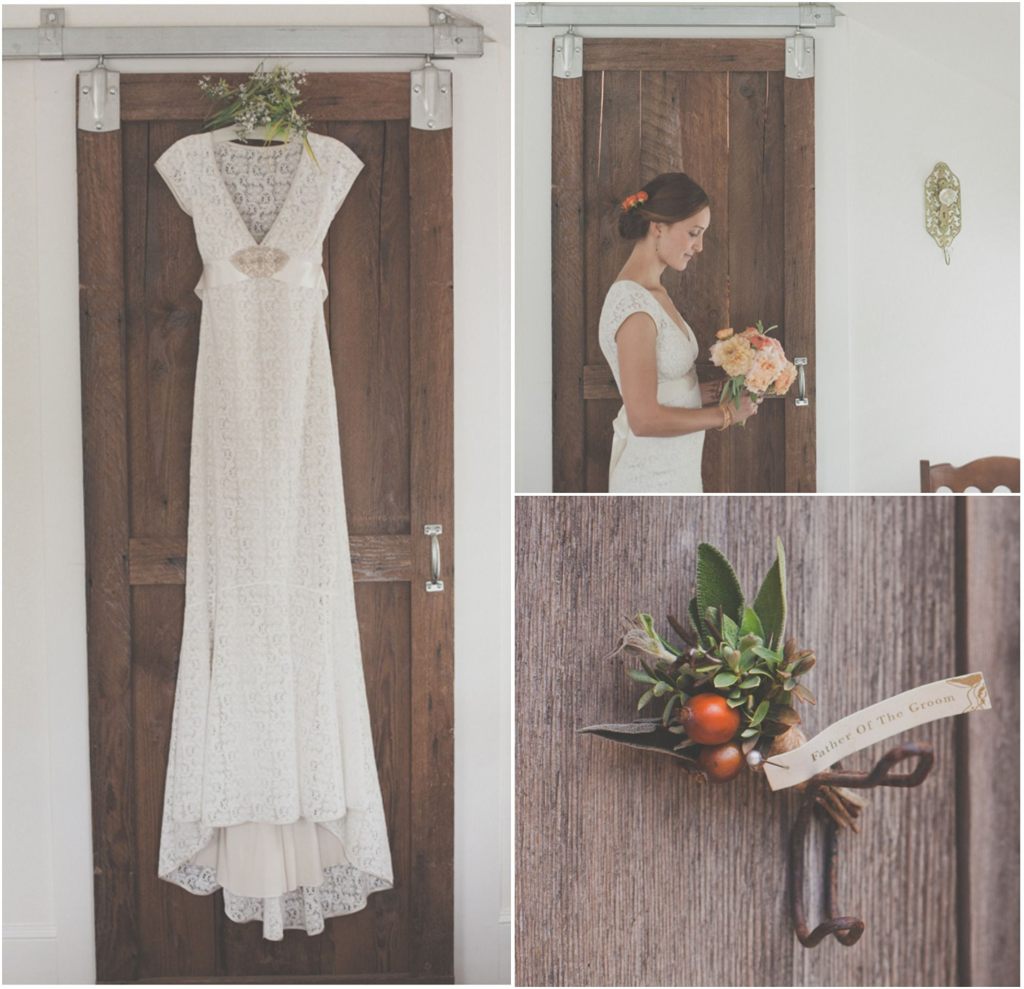 Rustic Chic Mountain Wedding