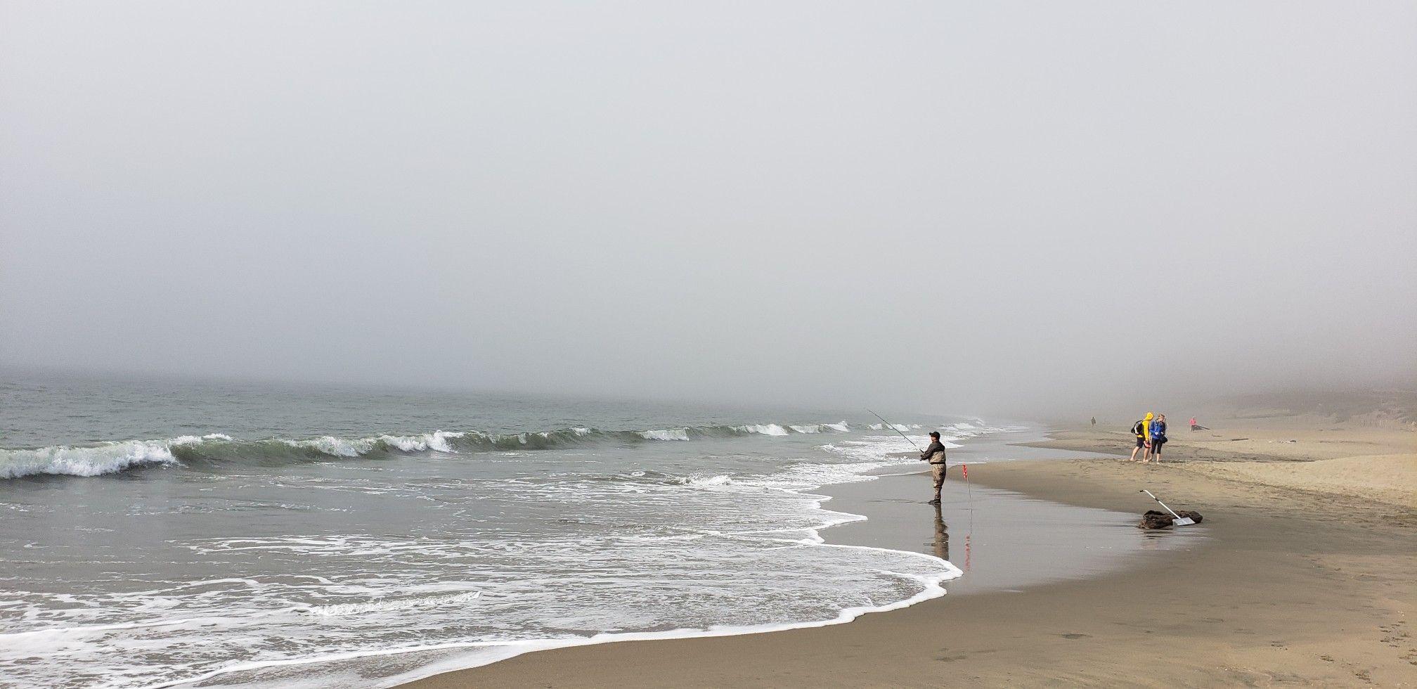 Baker Beach The Presidio San Francidco, CA Spy 2018