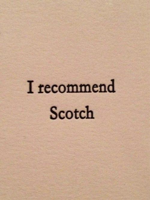 I recommend Scotch @ji