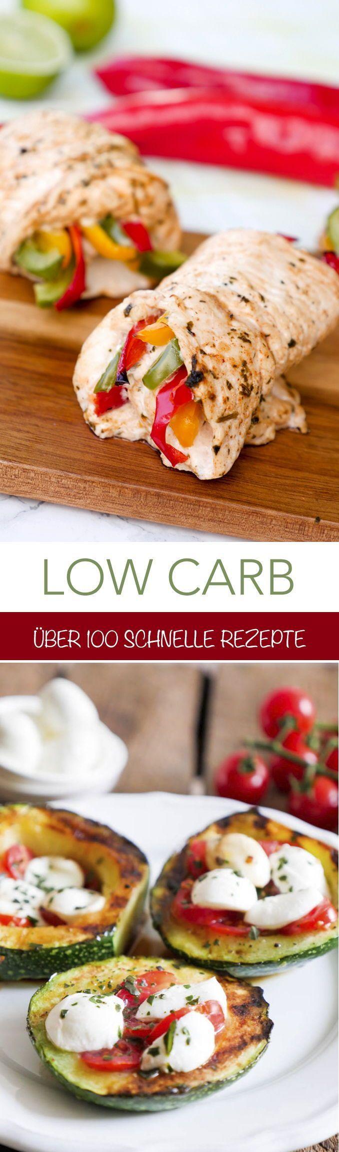 Meine Besten Low Carb Rezepte Gesund Und Schnell Kochen Ohne