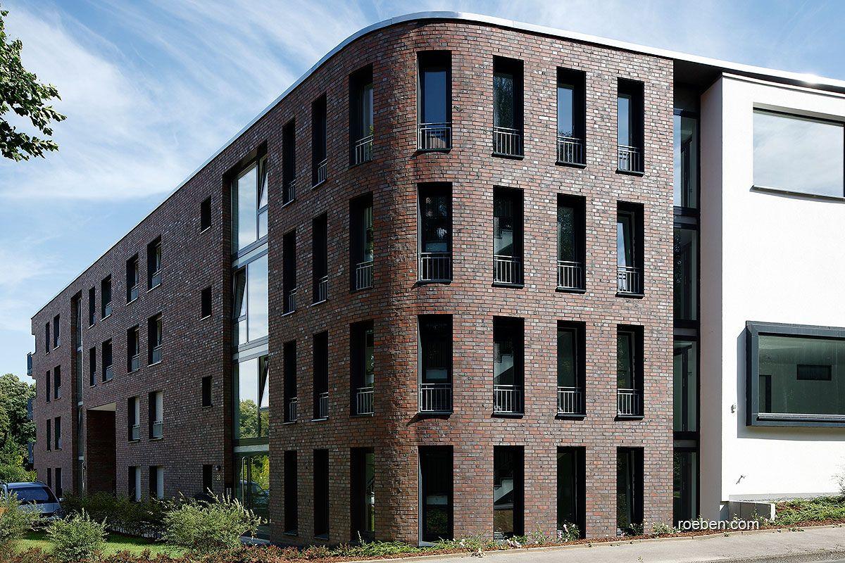 Trend R ben Klinker Bricks Parkhaus Hildesheim Klinker Handstrichziegel WIESMOOR erd bunt Planung Butz W lbern Planungsgesellschaft mbH Archit u