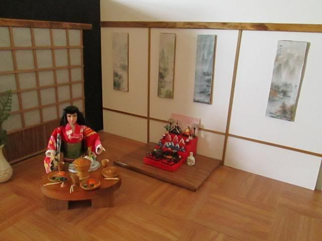 The One Sixth Scale Dollhouse: Happy Hinamatsuri!