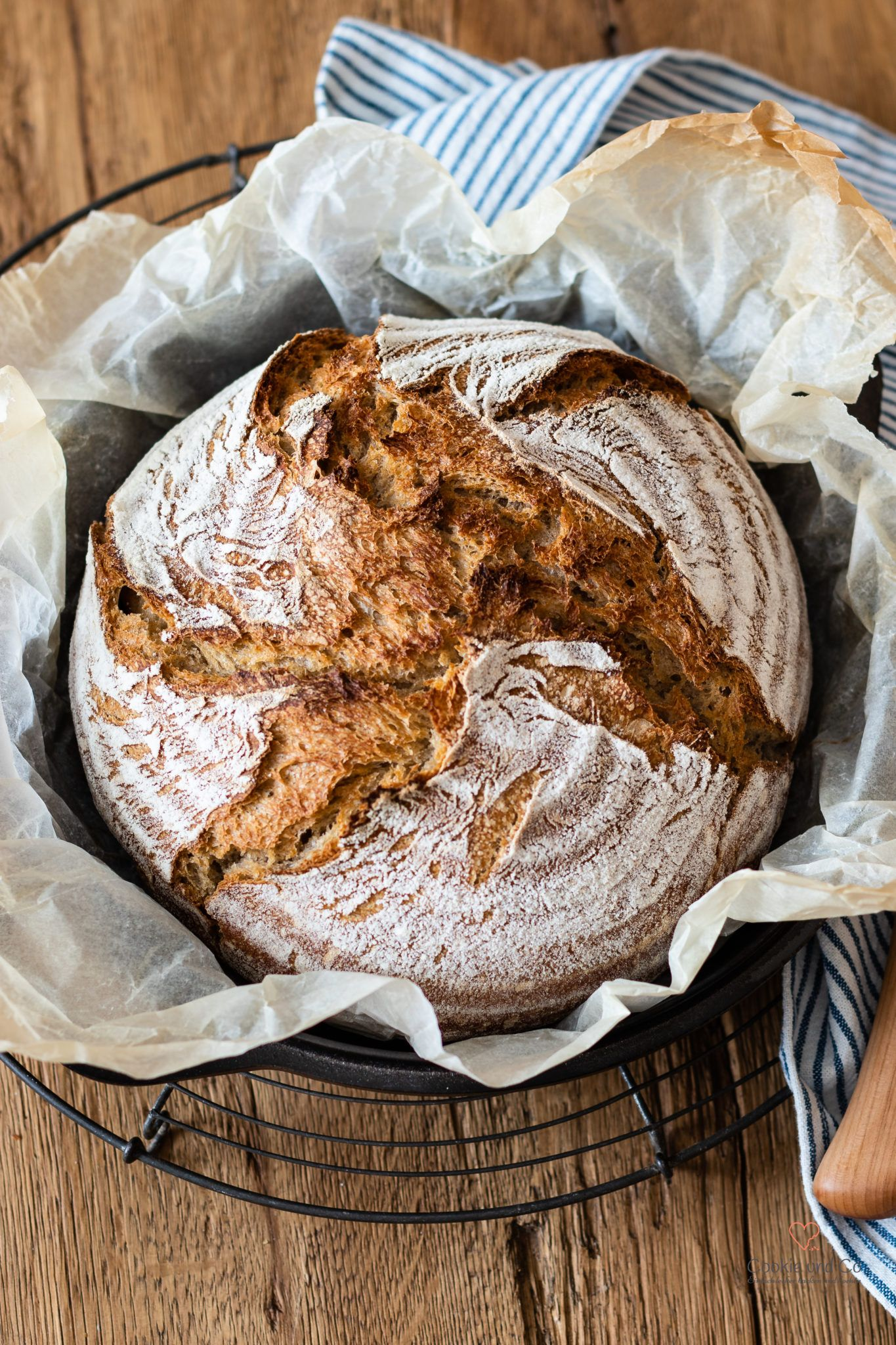 Nougat-Sahne-Pudding | Cookie und Co