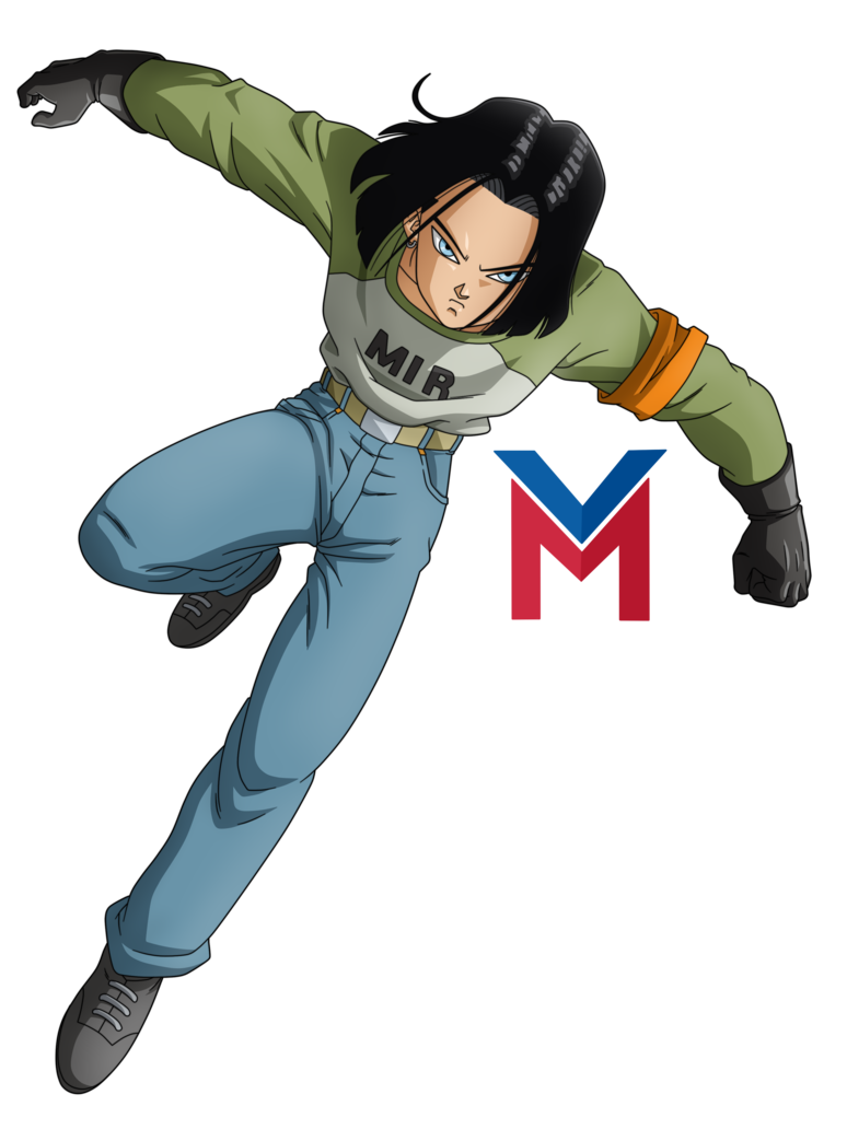 Dragon Ball Super Android 17 By Victormontecinos Favorite