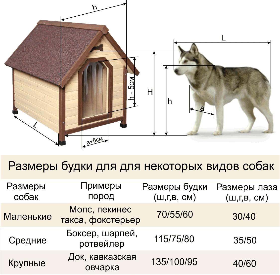 Собачья будка своими руками размеры и чертежи фото 538