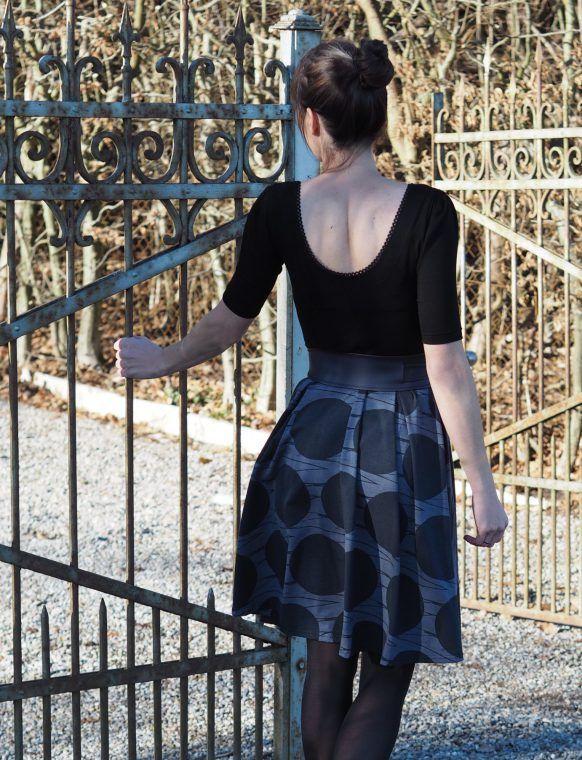Kleid ivory von evli's needle