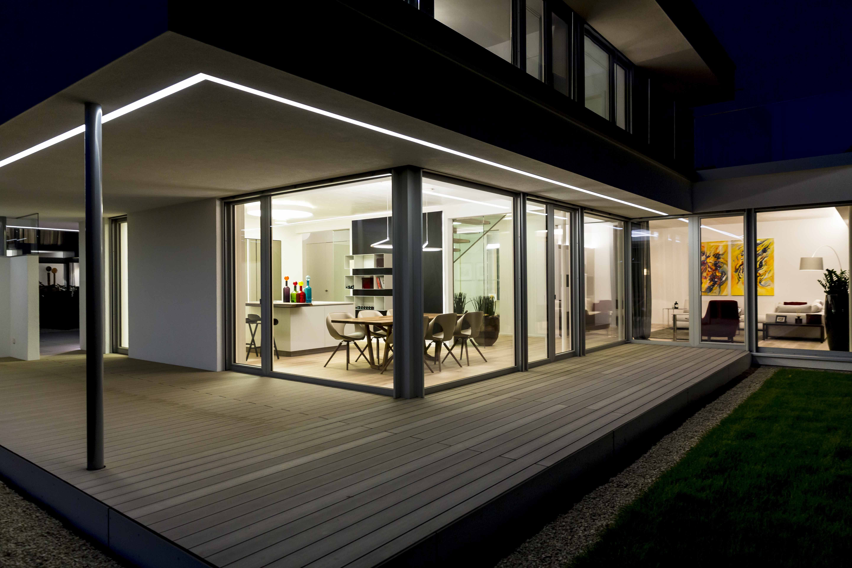 Unglaublich Arkitura Foto Von Umlaufende Fensterfronten In Passiv Standard