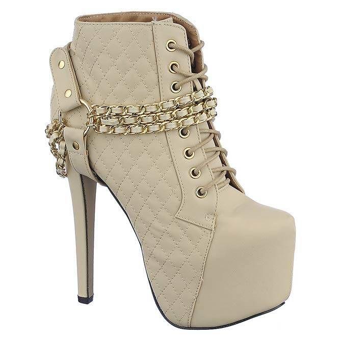 Fabulous Designs of Women's Glitter High Heels New Models (1 ...