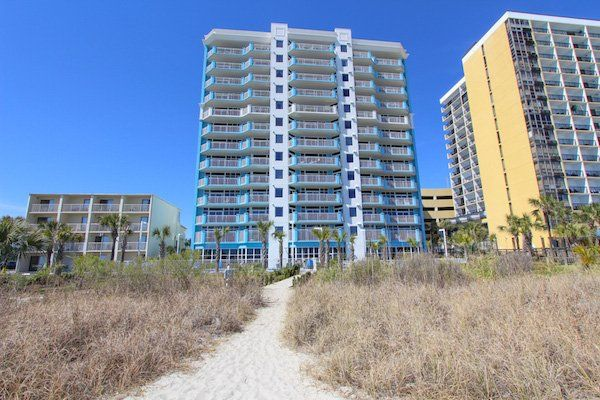 Awe Inspiring Ocean Blue Resort In Myrtle Beach Sc Oceanfront 5 Bedroom Home Interior And Landscaping Ologienasavecom